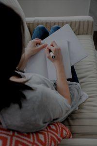 We can make sense of motherhood as we journal our growing pains