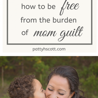 Mom Guilt and the Mommy Do-Over