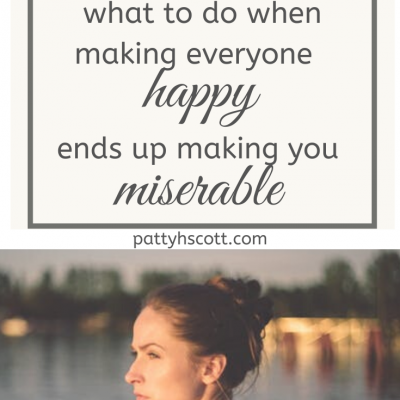 How To Overcome People Pleasing: When Making Everyone Happy Has You Feeling Miserable