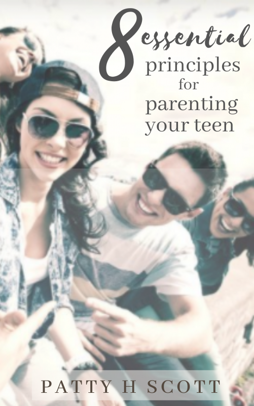 Eight Essential Principles for Parenting Your Teen